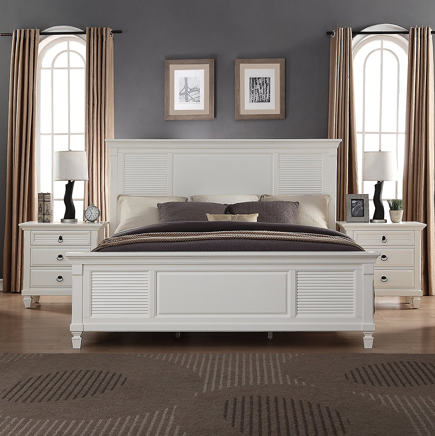 Simply Beautiful and Timeless Feng Shui Bed Collection