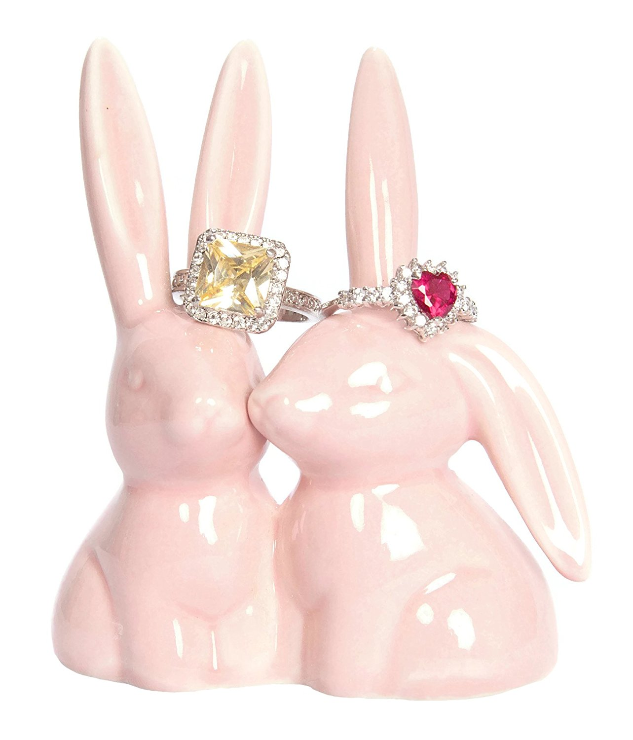 Feng Shui Decor In The Bedroom Should Alwasy Need To Be In Two's - Click Here For These Adorable Bunnies With Many Uses