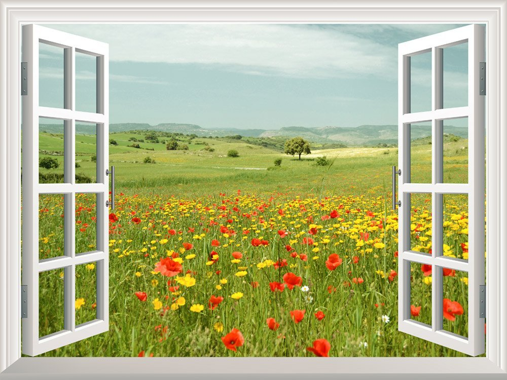 Feng Shui Cure for Health and Happiness for You and Your Family.  Applied Easily as Wall Mural