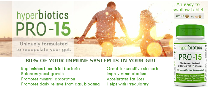 Bestselling Probiotics Due To Their Efficacy To Help Heal Gut Inflammation, Leaky Gut and Food Sensitivities
